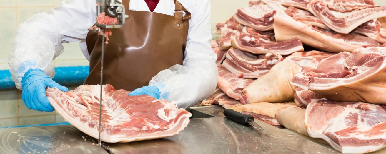 Ежемесячный обзор рынка свинины и мяса птицы за февраль