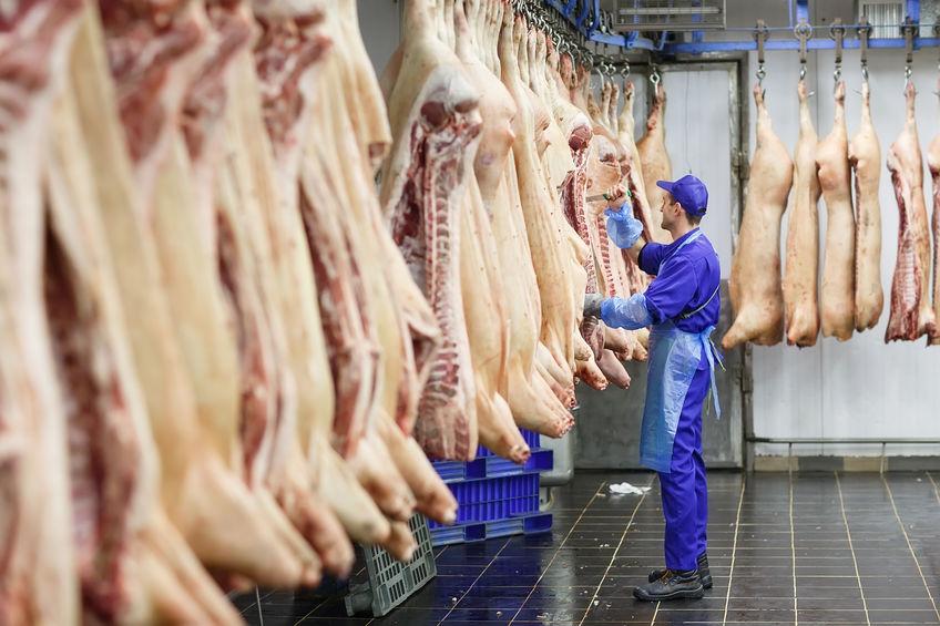 Мировое производство мяса с 2019 г. сокращалось