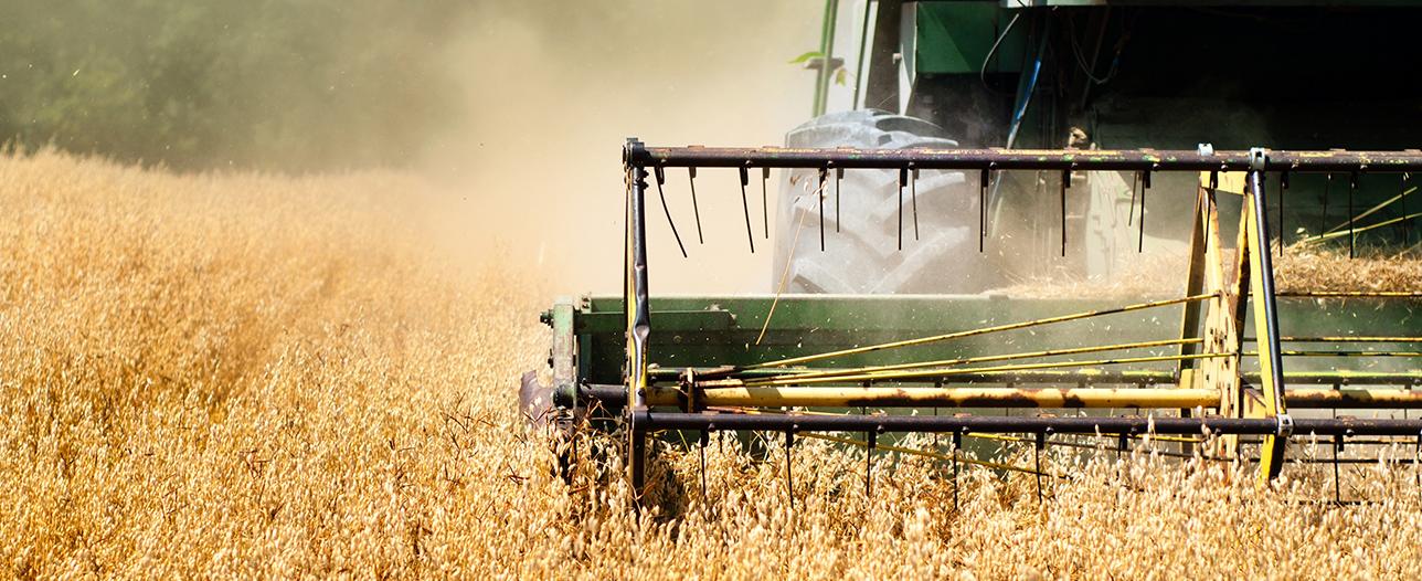 Ход уборочных сельскохозяйственных работ по данным на 2 июля