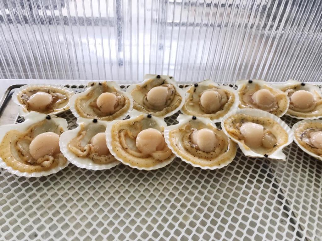 Предприятия Приморья реализовали с начала года 635 т мидий, гребешка и устриц