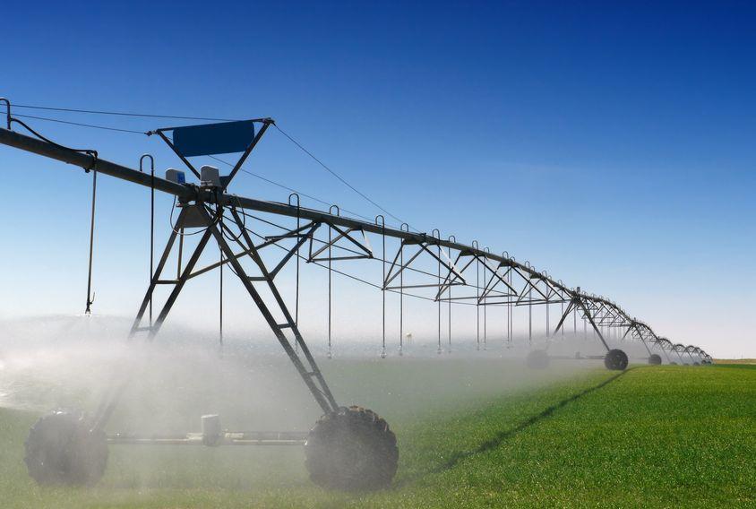 Производство растениеводческой продукции на мелиорируемых землях за 10 лет должно увеличиться на 145%