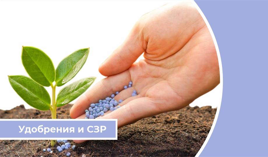 Дайджест «Удобрения и СЗР»: Импорт российских удобрений в Китай вырос в два раза