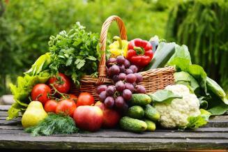 В Чувашской Республике поднялись цены на овощи и фрукты