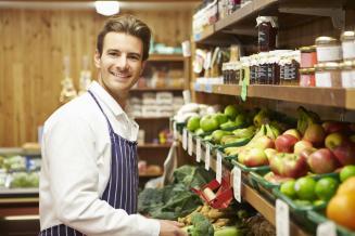 Минсельхоз будет помогать фермерам открывать и развивать магазины