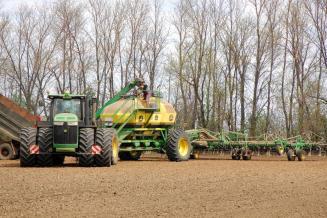 В Рязанской области активно ведется подготовка к весенне-полевым работам