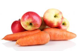 В Дагестане снизились розничные цены на морковь и яблоки