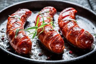 2,3 млн т колбасных изделий произведено в России в 2019 году