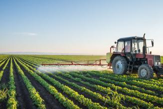 В Орловской области увеличивается потребление минеральных удобрений