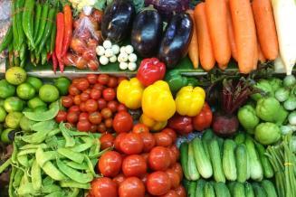 В Саратовской области отмечено повышение цен на плодоовощную продукцию