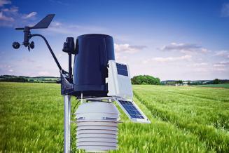В Томской области реализуется пилотный проект по созданию сети агрометеонаблюдения