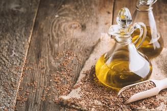 В 327 раз вырос экспорт льняного масла за 5 лет
