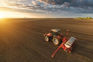 В Тульской области темпы весеннего сева значительно превышают прошлогодние