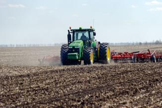 В Белгородской области большая часть районов уже завершила сев ранних зерновых
