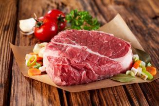 Цены производителей на мясо и овощи в апреле снижались