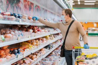 В Совфеде заявили, что в России нет дефицита продуктов