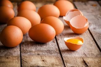 За 1-й квартал в Костромской области произведено на 36,4% больше яиц
