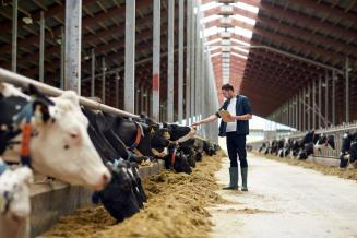 «Агропромкомплектация» построит в Курской области 3 животноводческих комплекса