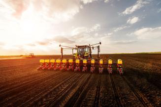В Республике Башкортостан план ярового сева выполнен на 55%