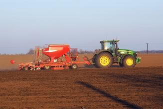 В Карачаево-Черкесии план ярового сева зерновых выполнен на 92,2%