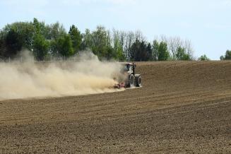 В Приволжском федеральном округе яровыми засеяно более 14 млн га