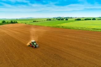 План сева пшеницы и кукурузы в Орловской области превышен более чем на 20%