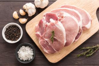 За неделю в Смоленской области свинина вживом весеснизилась в цене на6,5%