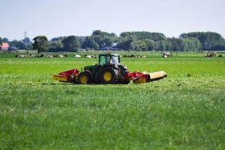 Ульяновские аграрии посеяли кормовых культур на 10% больше плана