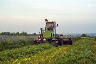 В Башкирии заготовлено более миллиона тонн сенажа