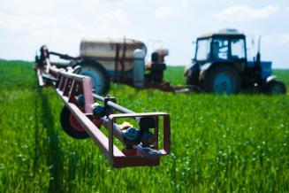Новое средство защиты сельскохозяйственных растений позволит отказаться от распыления пестицидов