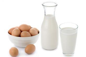 ВИвановской области на2,5–2,6% увеличилось производство молока ияиц