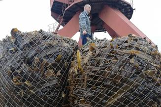 Резидент свободного порта Владивосток начал сезон «охоты» на ценные водоросли в Хабаровском крае