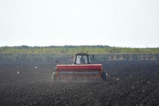 В Республике Татарстан приступили к севу озимых под урожай 2021 года