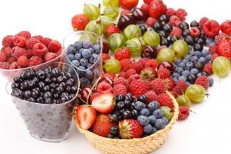 Производство ягод в России выросло на 35%