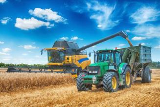 В Чувашии отмечается высокая урожайность зерна — 35,7 ц/га