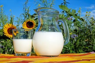 Анализ производства молока в Смоленской области