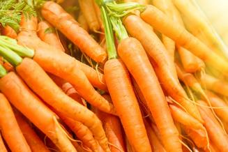 В Новгородской области морковь за неделю подешевела на 6,4%