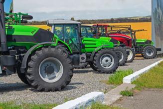 С начала года аграрии Адыгеи приобрели 202 единицы техники