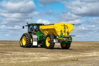 В Псковской области озимыми зерновыми засеяна площадь вдвое больше, чем год назад