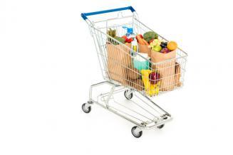 В Курганской области цены на продукты питания в основном стабильны