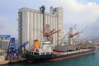 ИзАзово-Черноморского бассейна Россия экспортировала в сентябре 4,7 млн т сельхозпродукции