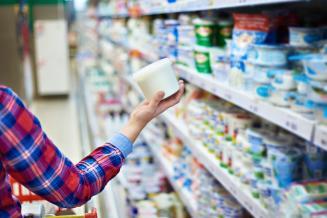 Минсельхоз предложил возмещать затраты на маркировку молока