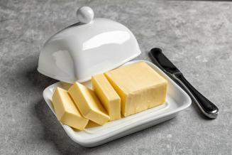 За девять месяцев 2020 года выпуск сливочного масла на Вологодчине вырос на 21%