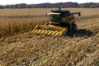 Ход уборочных сельскохозяйственных работ