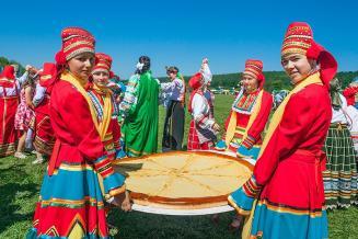 «Вкусы России»: Республика Мордовия