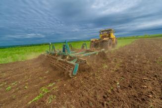 Минсельхоз планирует за 10 лет ввести в оборот не менее 13 млн га сельхозземель