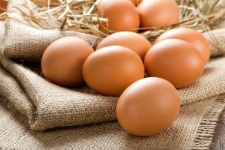 Пермский край в тройке лидеров ПФО по производству яиц в сельхозорганизациях