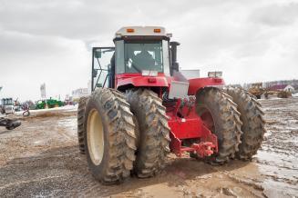 Аграрии Ставрополья в 2020 году приобрели 2 375 единиц техники