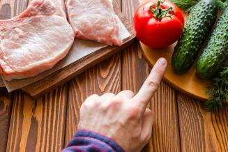 Отказ человечества от мяса не остановит глобальное потепление