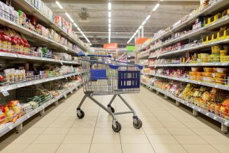 Обзор потребительских цен на продукты питания в Волгоградской области