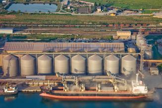 За 6 месяцев сезона-2020/21 РФ отгрузила в Египет почти 6 млн т продовольственной пшеницы